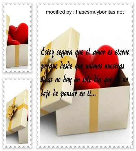 Dulces mensajes para mi esposo,románticas frases para enviarle a mi esposo
