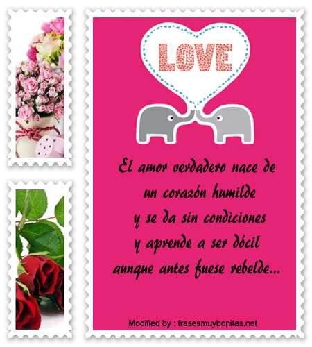 descargar mensajes bonitos de amor y amistad