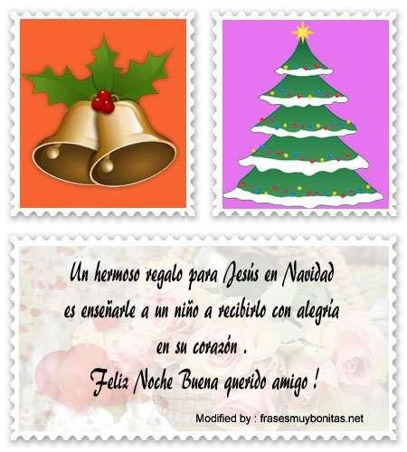 enviar frases de Navidad