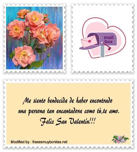 pensamientos de amor para San Valentin para compartir en Facebook