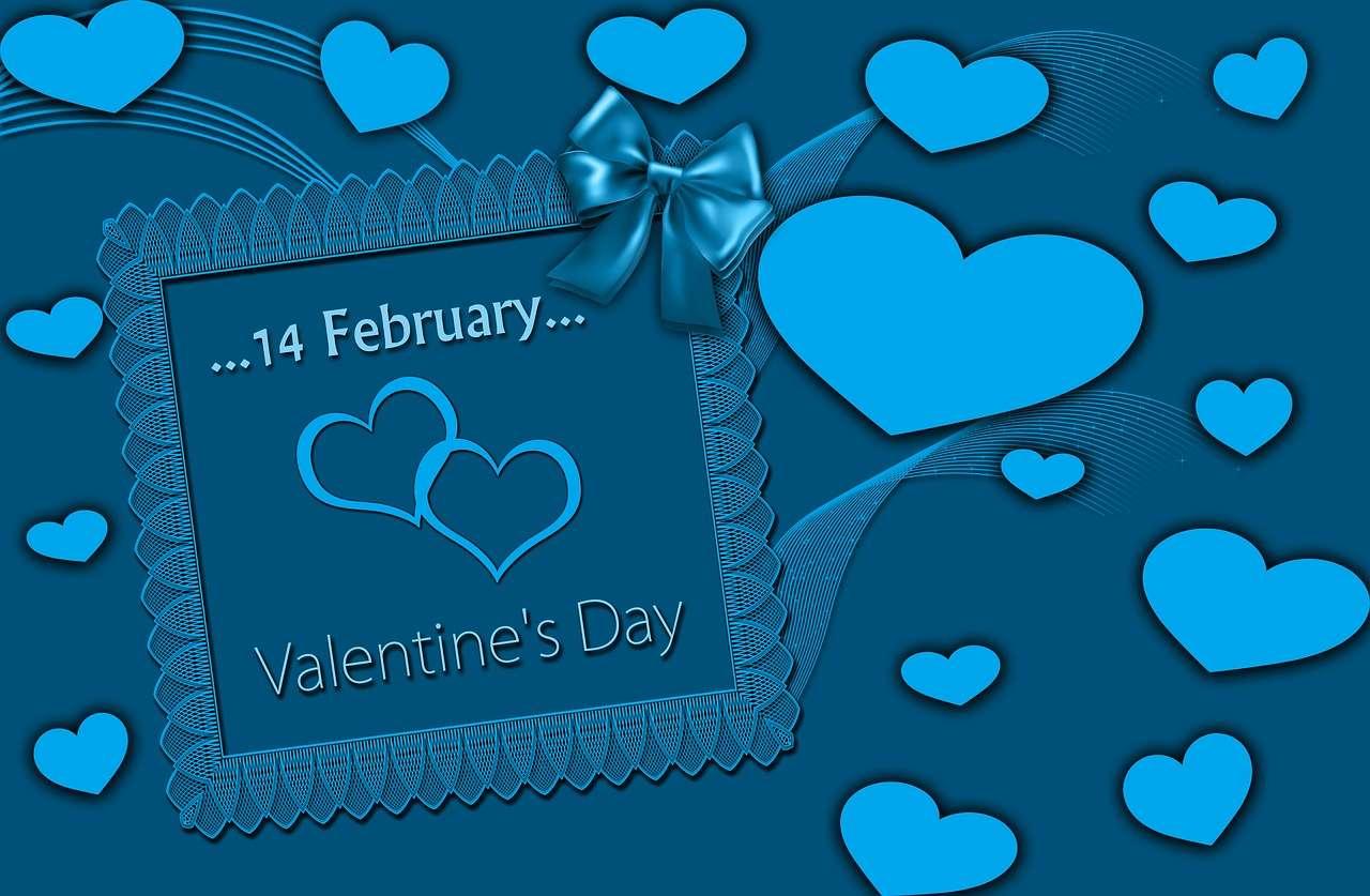 Buscar textos bonitos de feliz San Valentin para Messenger