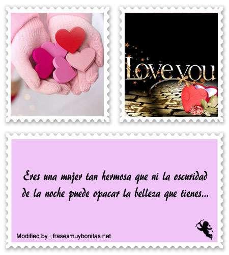 Los mejores saludos de buenas noches romànticos para mi amor