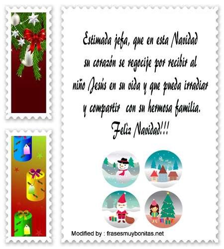 frases bonitas para enviar en a mi jefe,carta para enviar en Navidad corporativas