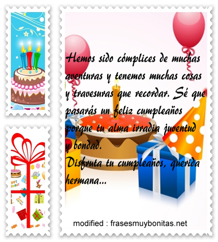 mensajes de cumpleanos217,poemas muy bonitas para enviar a una hermana en su cumpleaños