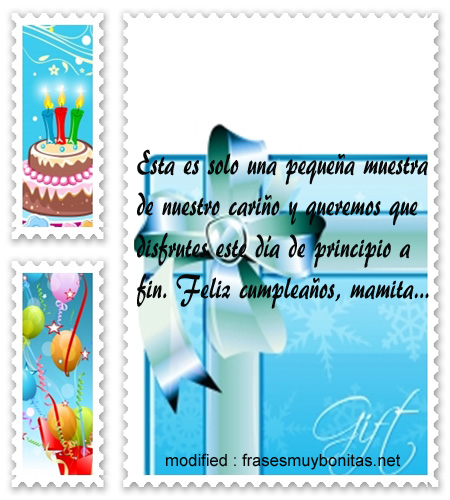 mensajes de cumpleanos221,texto de feliz cumpleaños para tu mamá