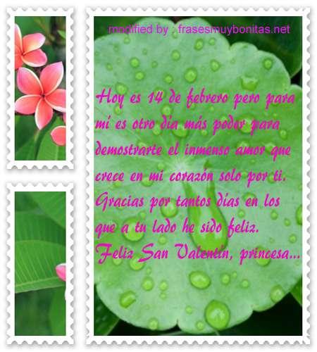 mensajes de san valentin,románticos versos para enviar en el día de san valentín