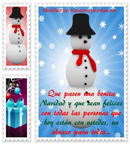textos para saludar por facebook en navidad,palabras bellas para compartir en Navidad por facebook