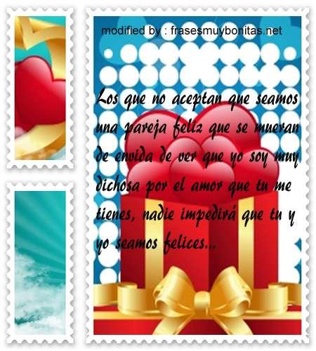 Frases lindas de amor para mi enamorado,nuevos sms de amor para mi enamorado