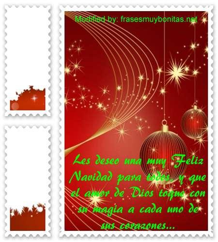 compartir textos de navidad,originales mensajes de navidad para compartir