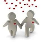 bellos textos para compartir en San Valentin,dulces palabras para compartir en San Valentin