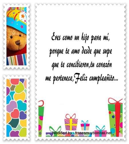 Frases De Cumpleaños Para Mi Nieto De 1 Año Saludos De Cumpleaños Frasesmuybonitas Net