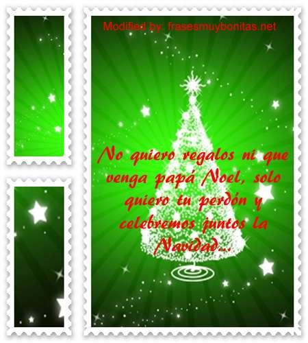 palabras para perdonar en navidad,mensajes de textos para tu pareja y reconciliarte en navidad