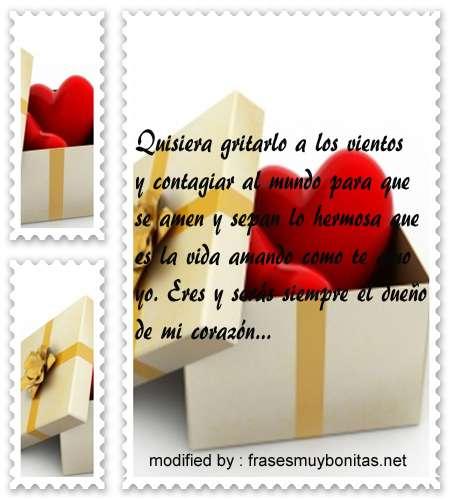 Frases de amor para mi esposo,bonitos textos de amor para mi adorado esposo