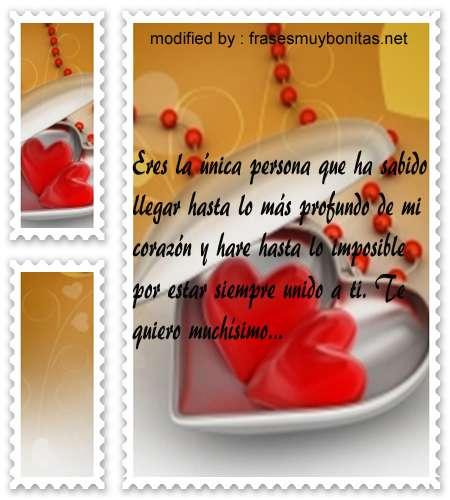 Frases de amor para persona enamorada,bellas palabras de amor para persona enamorada