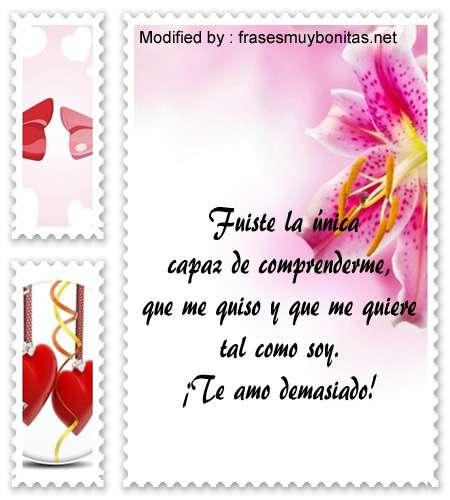 romanticas postales de amor para mi novia
