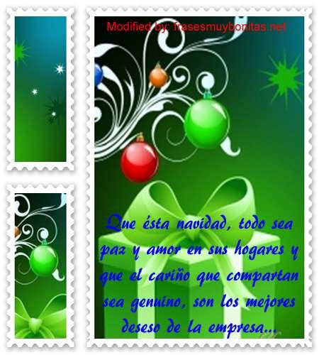 frases para desea a clinetes feliz navidad,textos Navideños para saludar a empresas