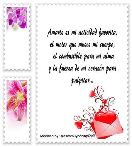 Muy Bonitos Mensajes De Amor Para Mi Novio Frases De Amor