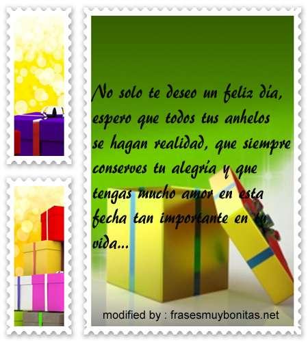 mensajes de cumpleanos149,textos bonitos de cumpleaños para tus seres queridos