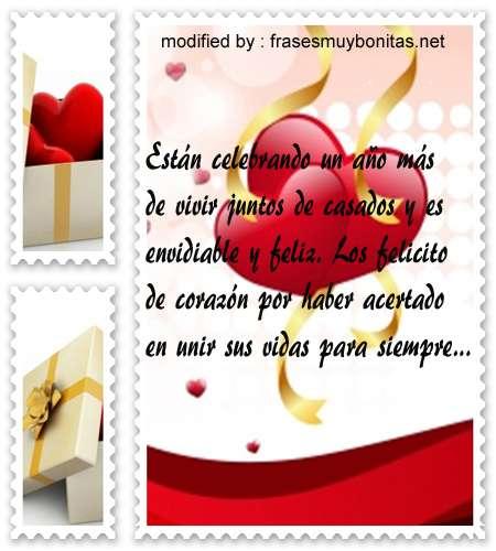 Frases De Amor Cortas Por Aniversario De Bodas Con Imágenes