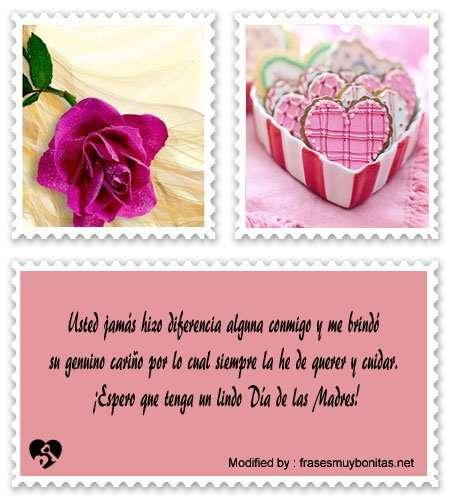 felicitaciones en el día de las Madres