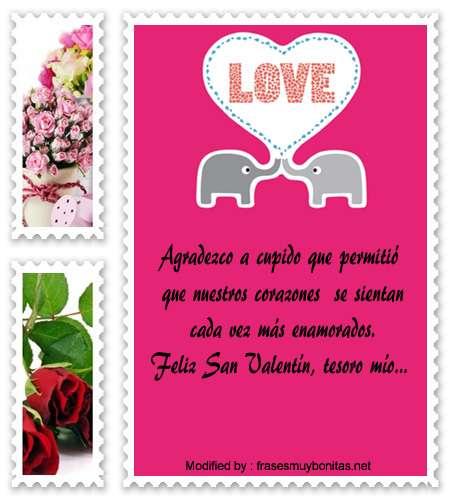 Lindas Frases Por San Valentín Para Mi Esposo Mensajes De