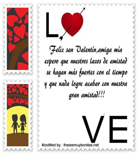 mensajes de amor y amistad para facebook