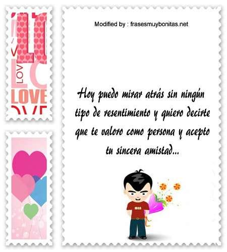 Especiales Frases De Amistad Para Mi Ex Mensajes Bonitos