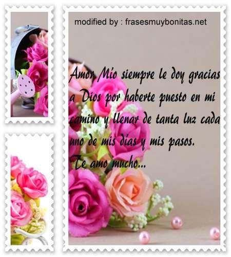 Textos Bonitos De Amor Para Aniversario De Novios Con Imagenes