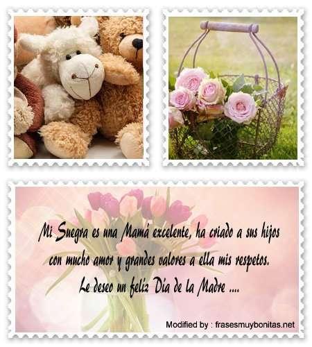 Bonitas tarjetas con pensamientos de amor para el Día de la Madre para Facebook