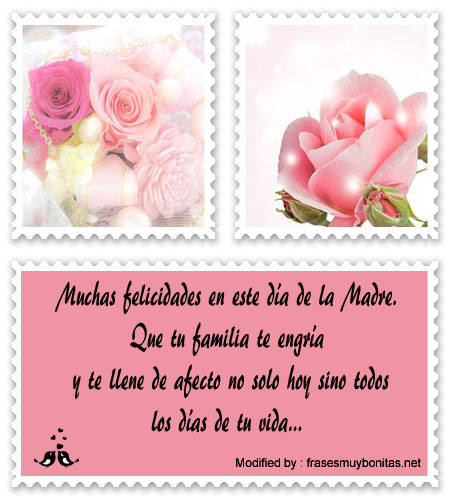 mensajes para el dia de la madre,saludos para el dia de la madre