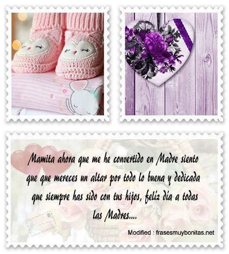 textos bonitos para las Madres