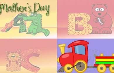 Bonitas tarjetas con frases de amor para el día de la Madre