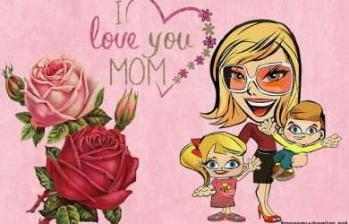 Bonitos mensajes para Día de la Madre