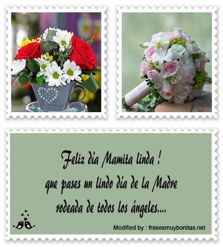 bellos poemas por el día de la Madre para mi Mamà en el cielo
