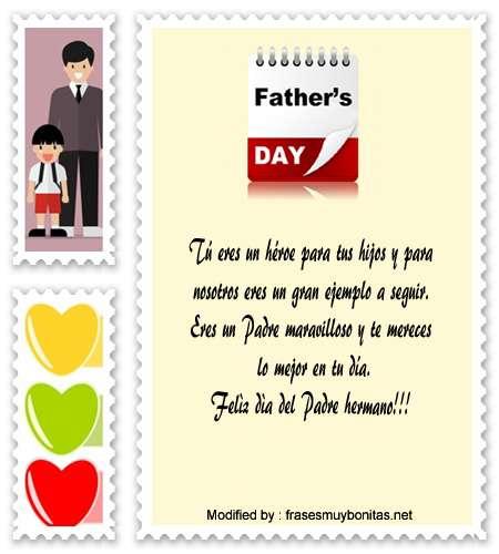 buscar gratis los mejores mensajes por el dìa del Padre,bajar textos muy bonitos para el Papà en su dìa