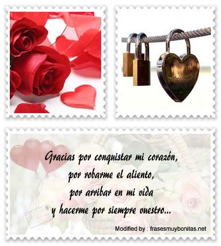 Enviar mensajes de amor a mi enamorado por Messenger