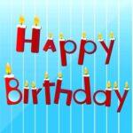 Dedicatorias de cumpleaños para mi hermano, descargar gratis saludos de cumpleaños