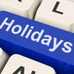 Nuevas dedicatorias para desear felices vacaciones, descargar palabras para desear felices vacaciones