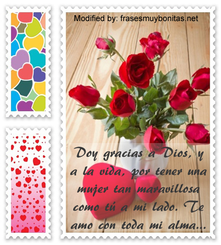 mensajes tiernos para una mujer,tarjetas románticas para enviarle a una mujer