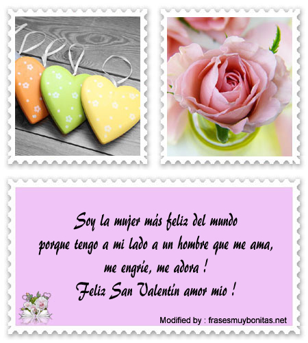 Mensajes de amor para novios por San Valentín para whatsapp