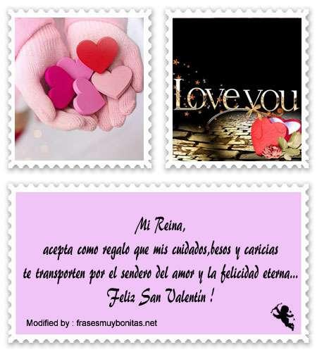 Dedicatorias de amor para enviar a mi novio por San Valentín
