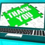 descargar mensajes de agradecimiento para Twitter, nuevas palabras de agradecimiento para Twitter