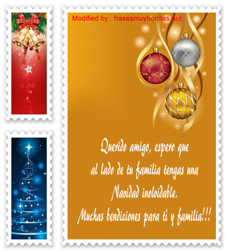 mensajes de Navidad para una persona especial