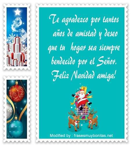 tarjetas con saludos de Navidad para dedicar