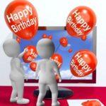 Dedicatorias de cumpleaños gratis, saludos de cumpleaños para Facebook