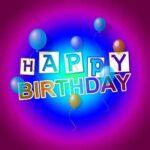 descargar mensajes de cumpleaños para Whatsapp, nuevas palabras de cumpleaños para Whatsapp