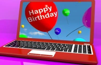 descargar mensajes de cumpleaños para Facebook, nuevas palabras de cumpleaños para Facebook
