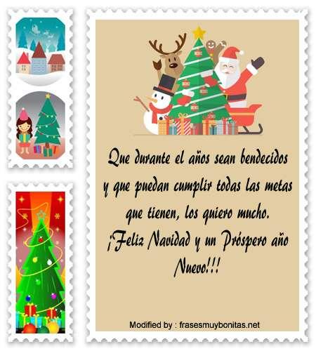mensajes para enviar en Navidad y Año Nuevo, poemas para enviar en Navidad y Año Nuevo