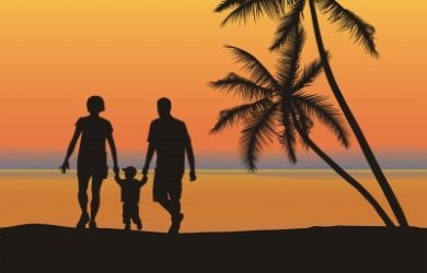 descargar mensajes de alegría por vacaciones para Facebook, nuevas palabras de alegría por vacaciones para Facebook