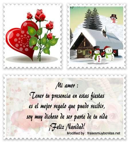 Descargar mensajes por Navidad para Messenger